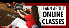 Learn about online classes